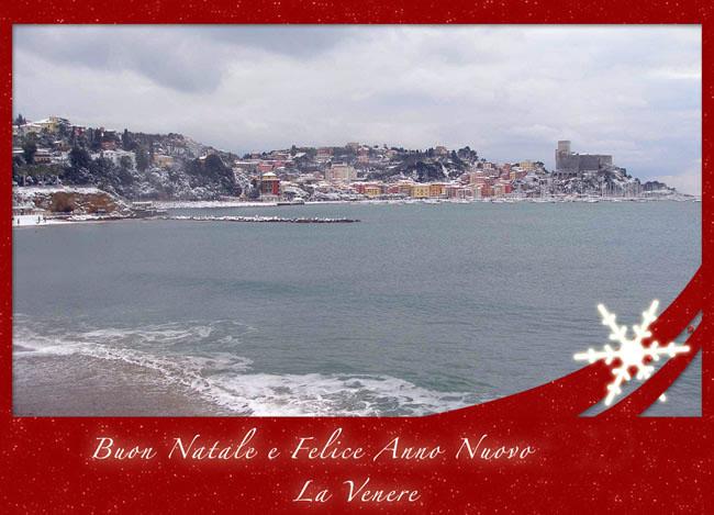 tanti auguri di Buon Natale e felive Anno Nuovo